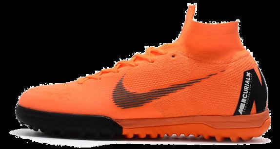 Фото Nike Superflux 6 Elite Оранжевые - 1